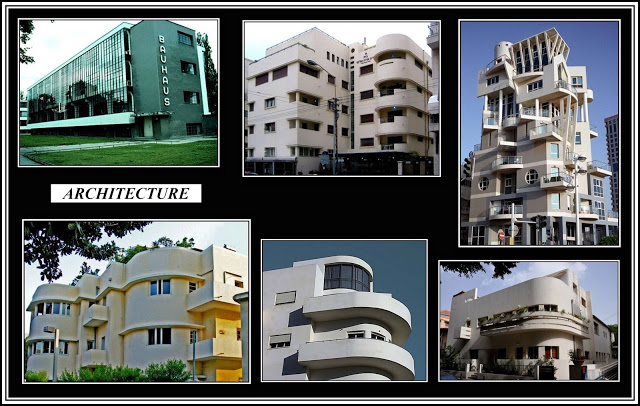 Architecture Collage