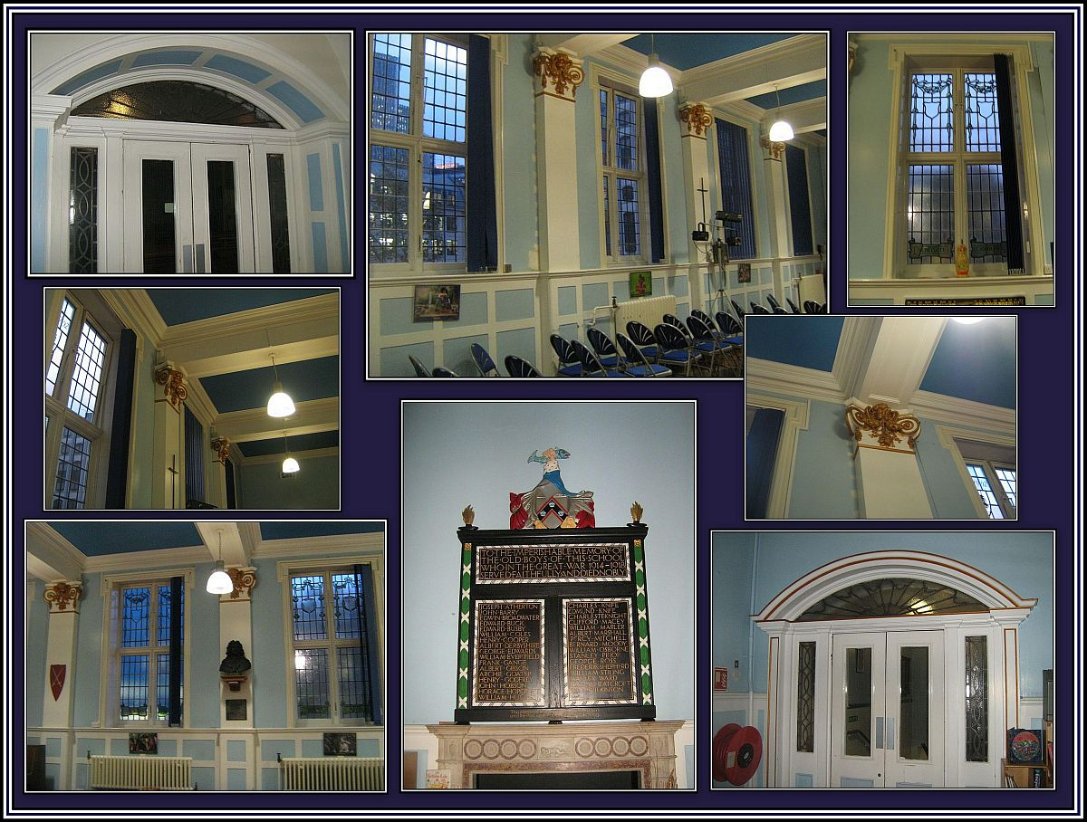 Assembly Hall Collage - reduced size