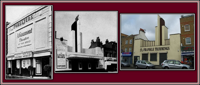 East End GC Cinemas Collage