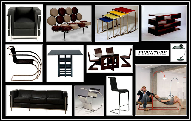 Furniture Collage