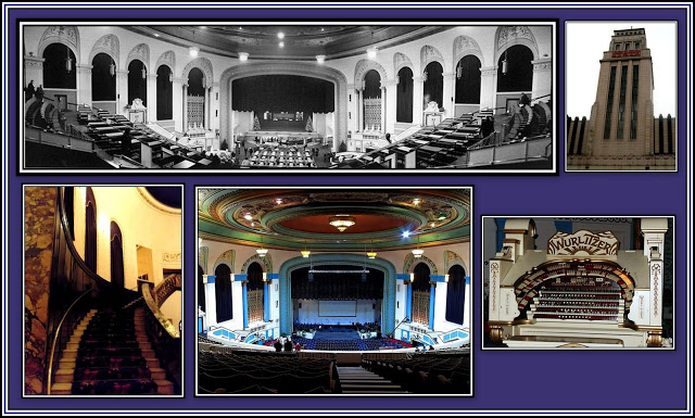 Gaumont State Kilburn Collage - 2