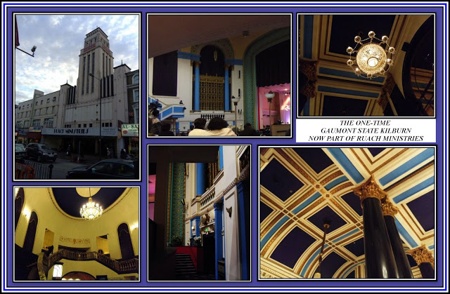 Gaumont State Kilburn Collage