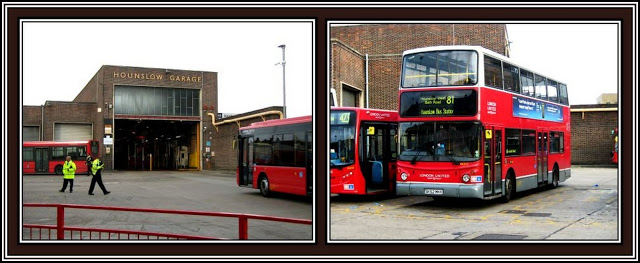 Hounslow Bus Station