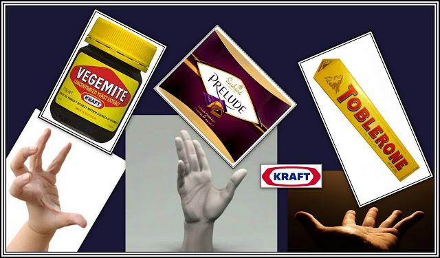 Kraft Collage
