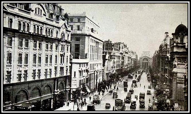 London, Kingsway 1920