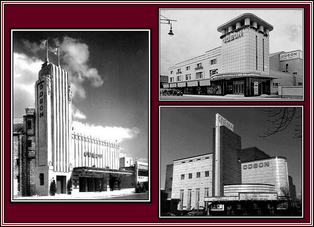 Odeon Collage