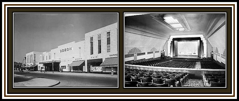 Odeon South Harrow Collage