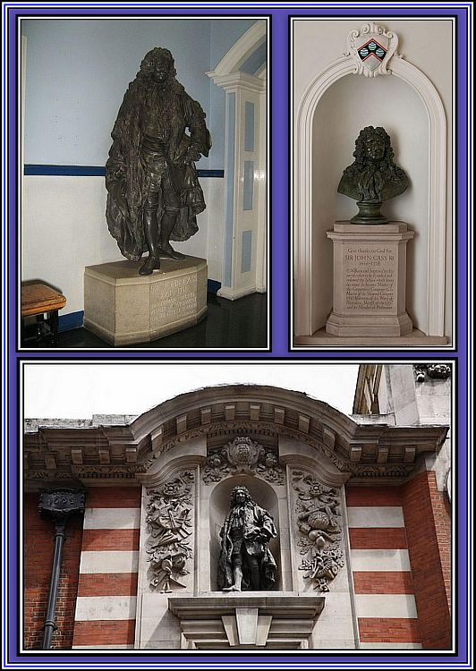 Statues Collage