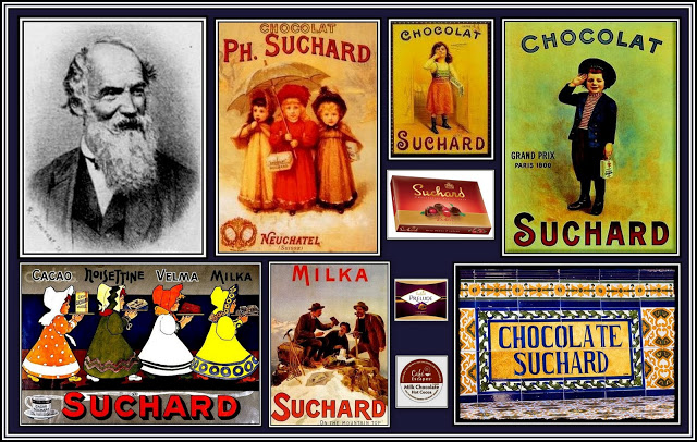 Suchard Collage