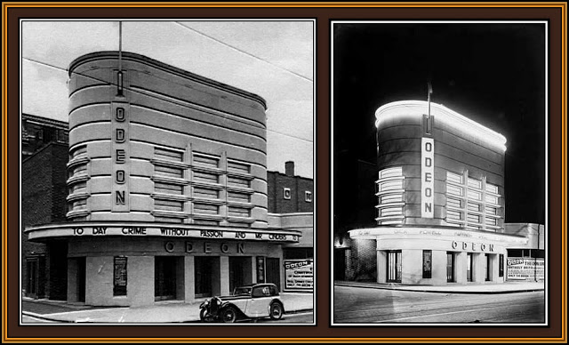 THE Odeon Isleworth Collage