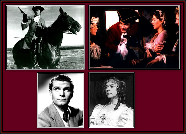 The Beggar's Opera Film Collage