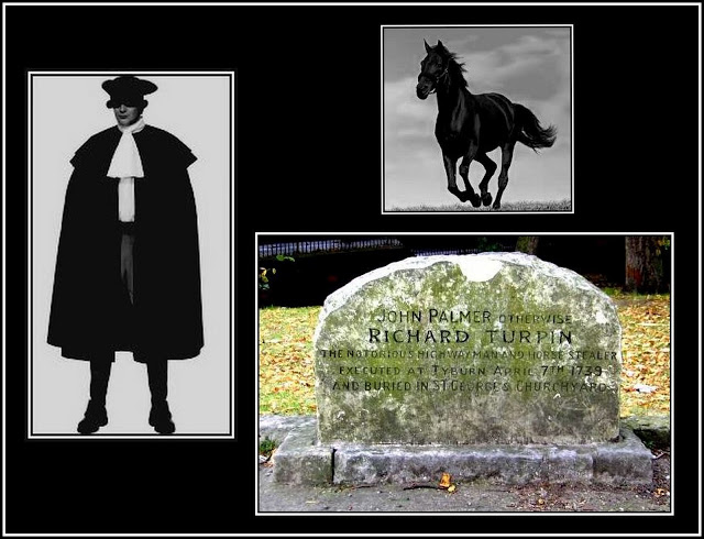 The End of Dick Turpin Collage