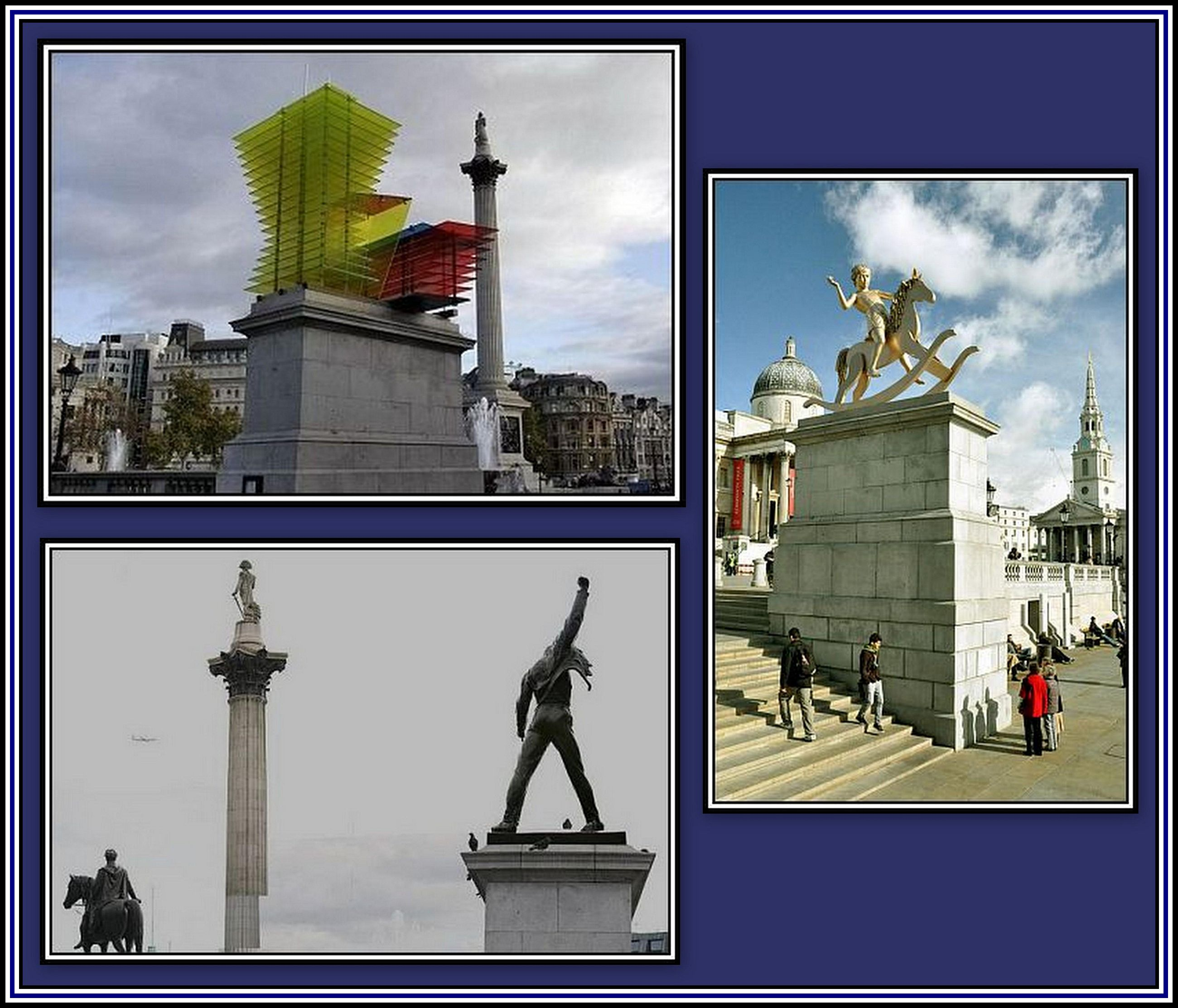 The Fourth Plinth Collage