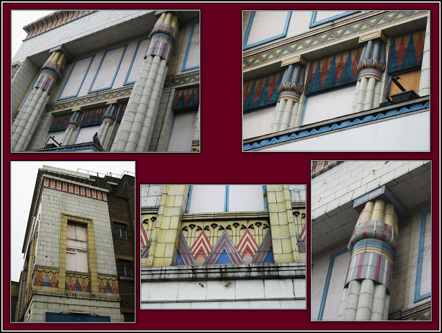 The Luxor, Essex Road - Collage