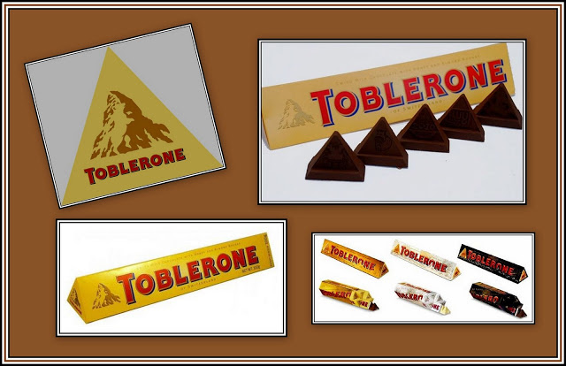 Toblerone Collage
