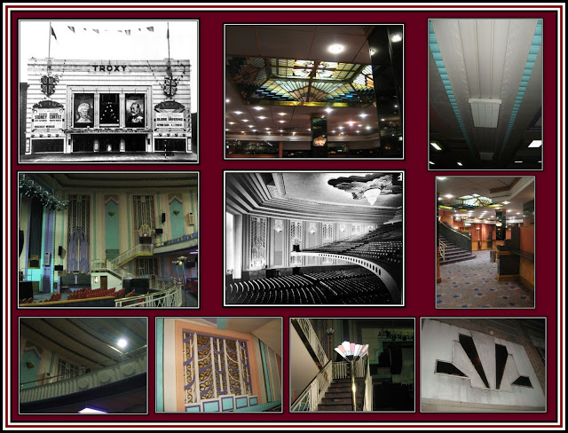 Troxy Stepney - then & now