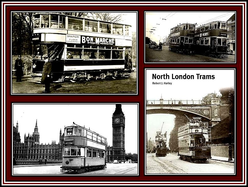 Who likes Trams Collage