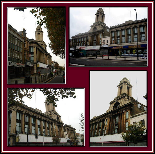 Wickham's Collage