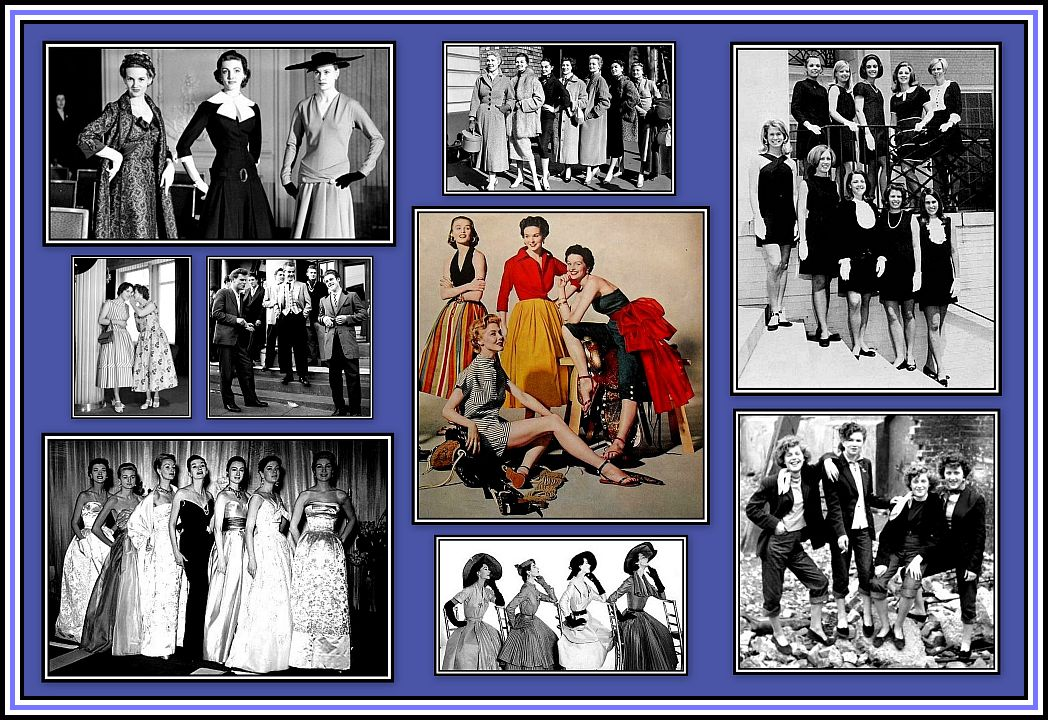 Fashions Collage