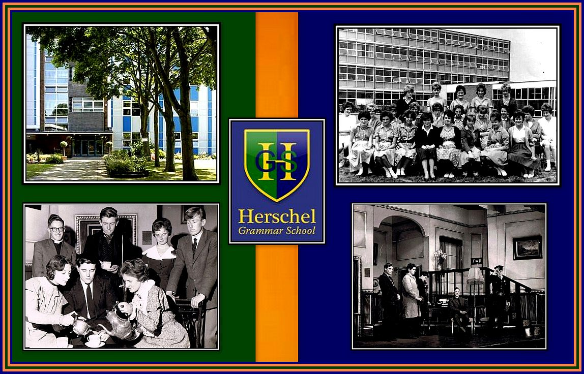 Herschel School Collage