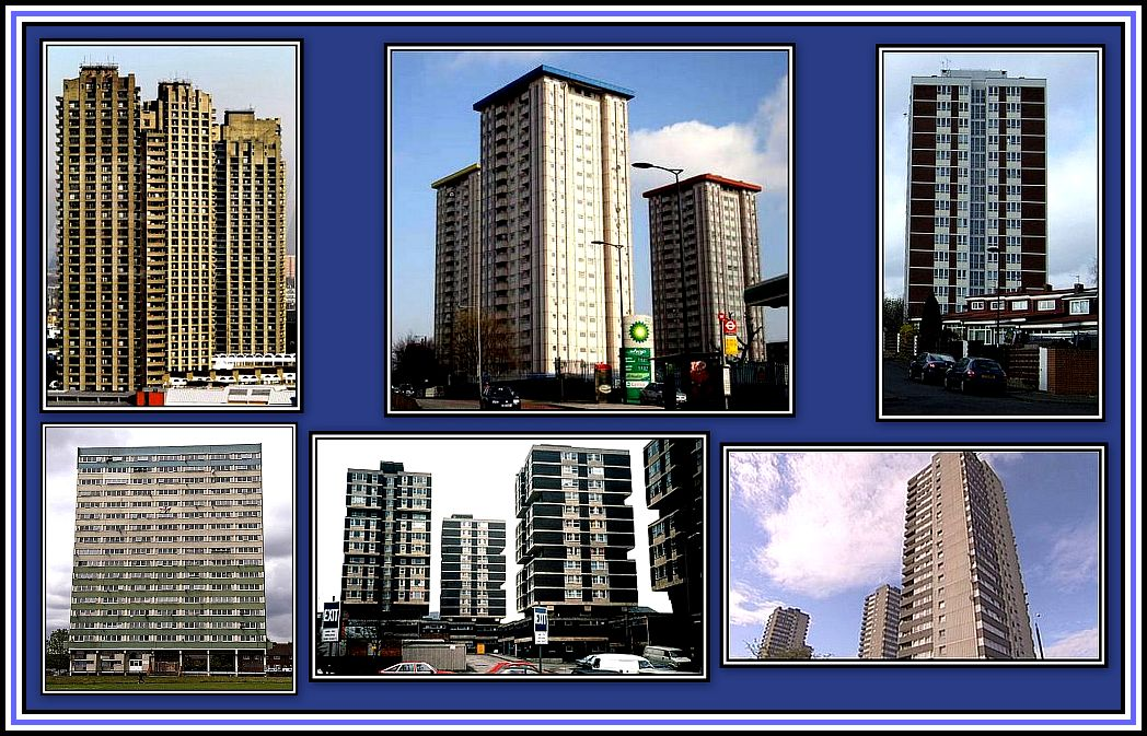 High Rise Collage 2