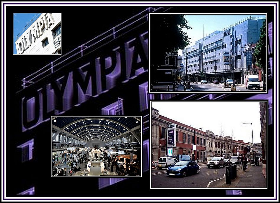 Olympia Collage