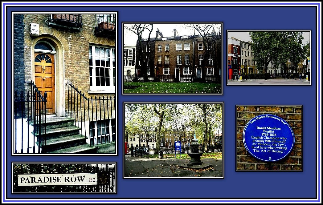 Paradise Row Collage