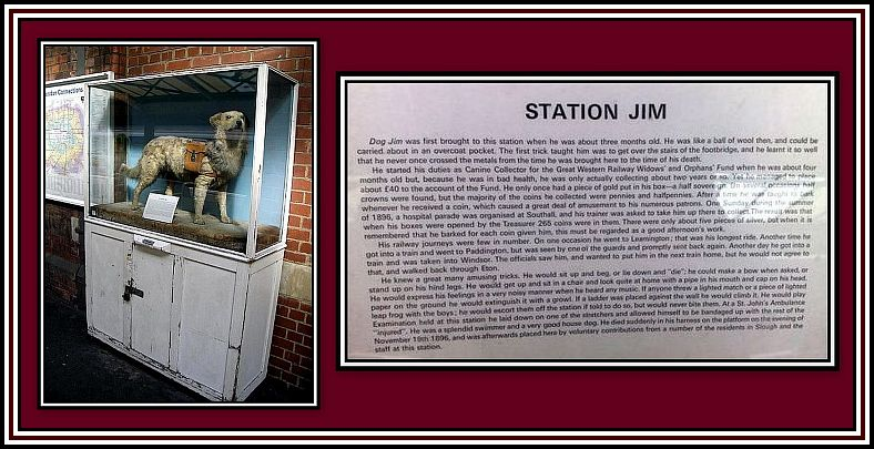 Station Jim Collage