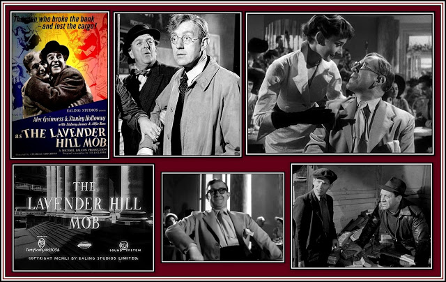 The Lavender Hill Mob Collage