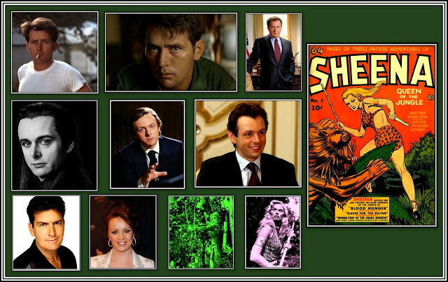 The Sheen Collage
