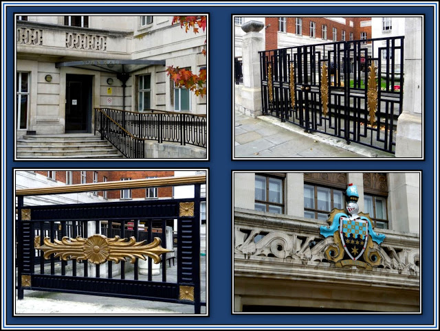 Wandsworth Town Hall Collage - 2