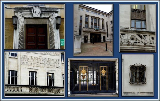 Wandsworth Town Hall Collage - 3