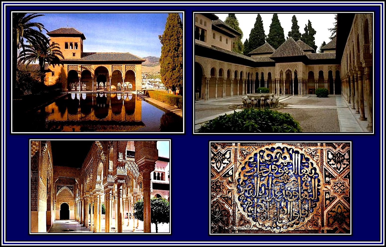 Alhambra Collage 1