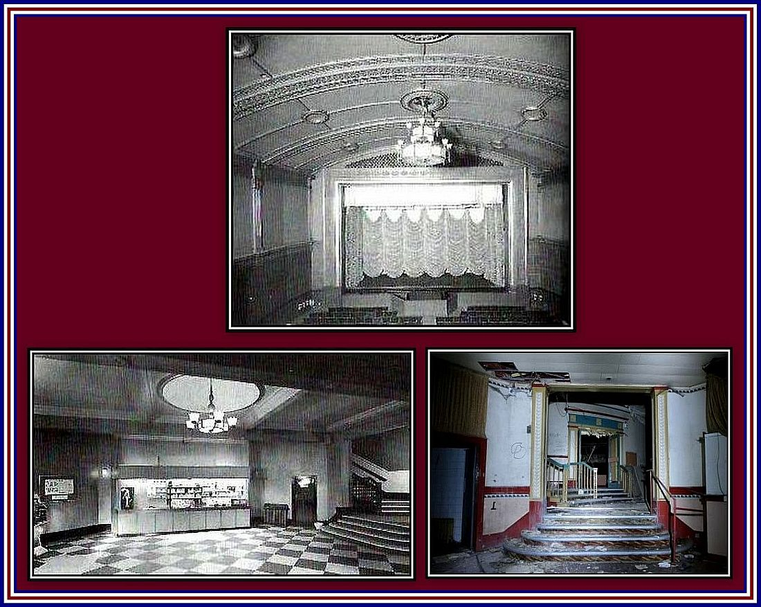 Auditorium and Foyer Collage 2