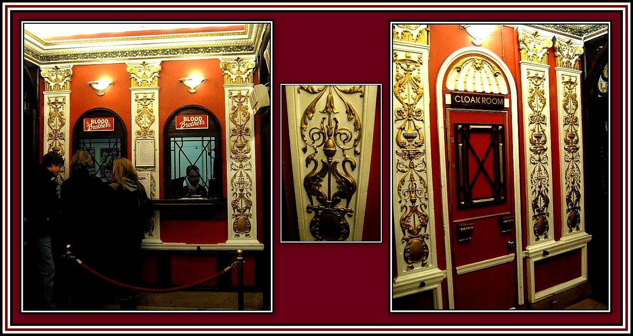 Box Office & Cloak Room Collage