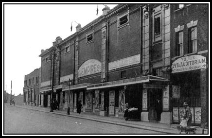 Edmonton Empire Theatre Enfield 1916