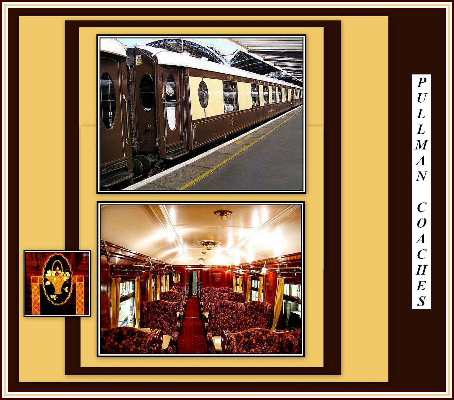 Pullman Coaches Collage 2