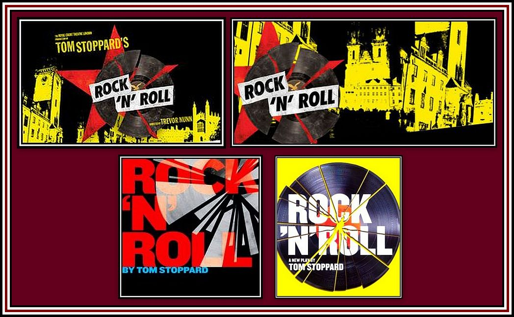 Rock 'n' Roll Collage
