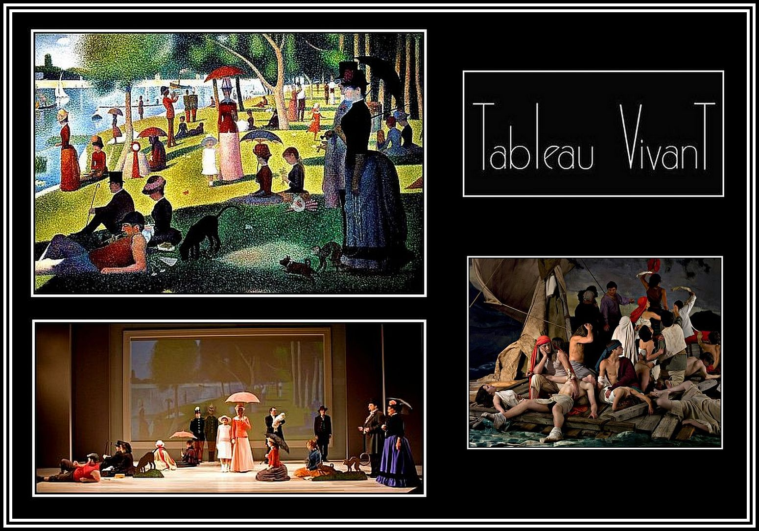 Tableau Collage