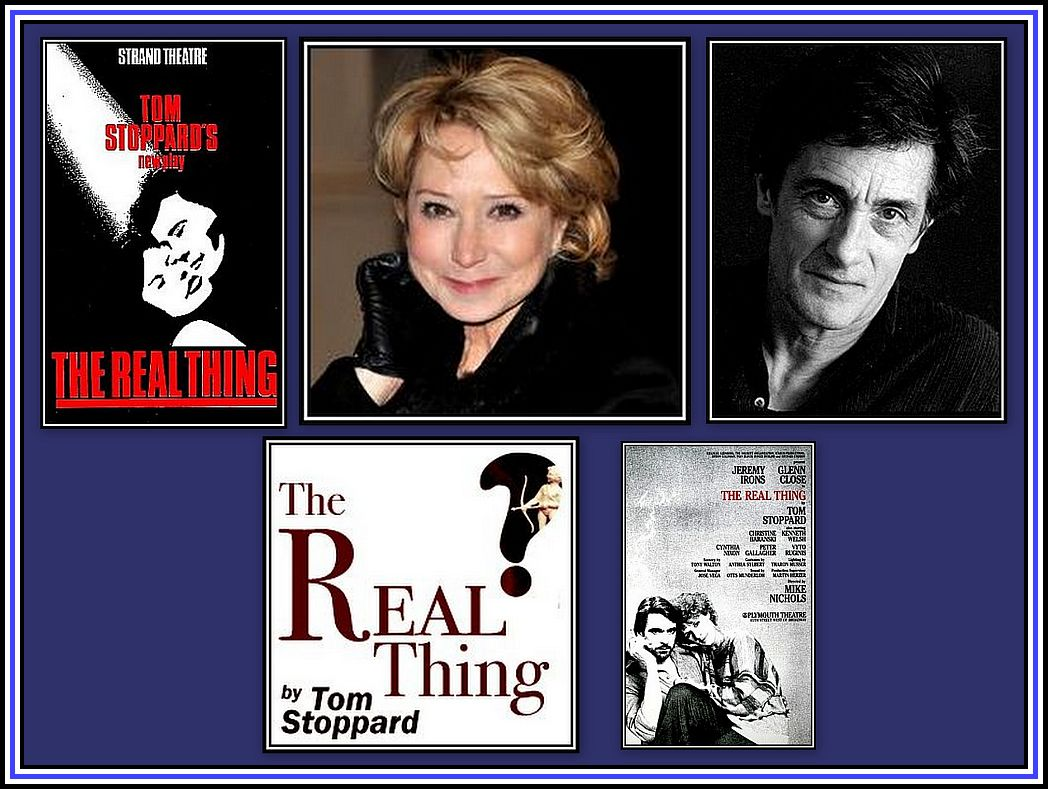 The Real Thing Collage