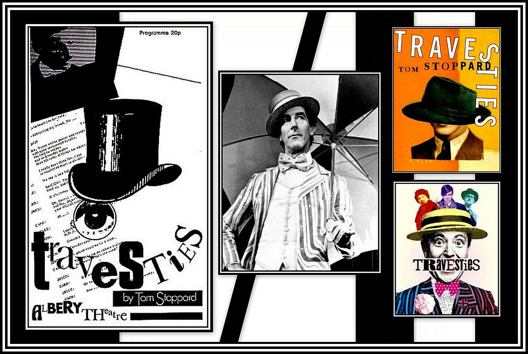Travesties Collage