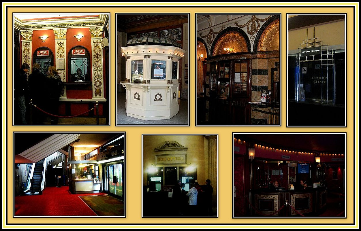 Box Office Collage