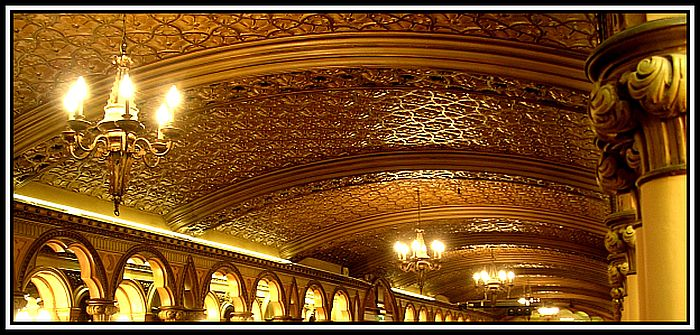 Ceiling - Hall of Mirrors