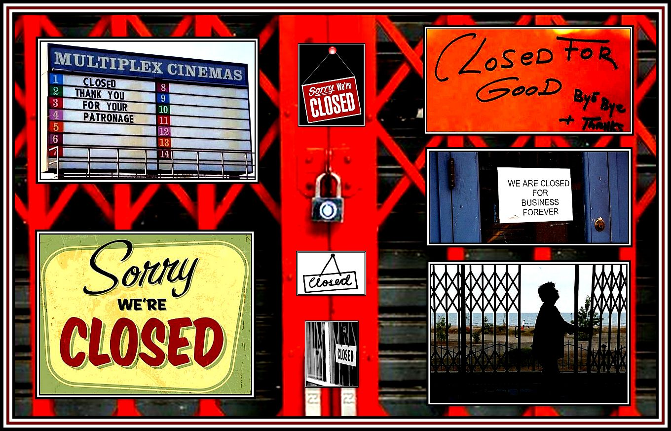 Closed Collage