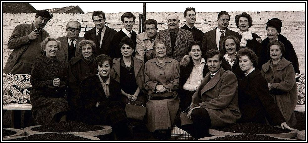Coronation Street - original cast