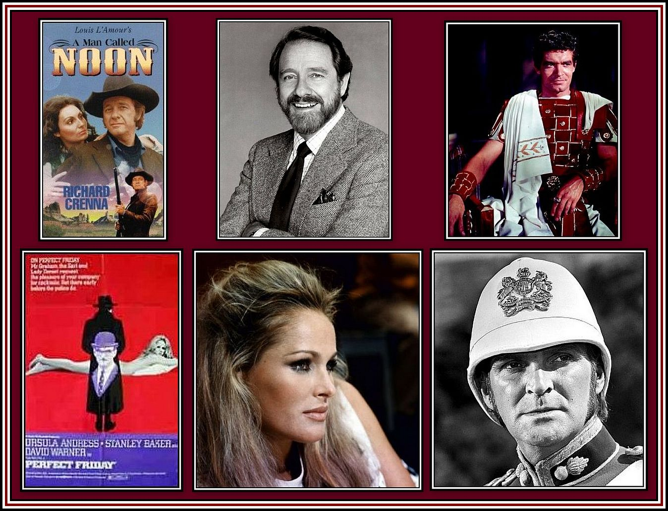 Final Films Collage