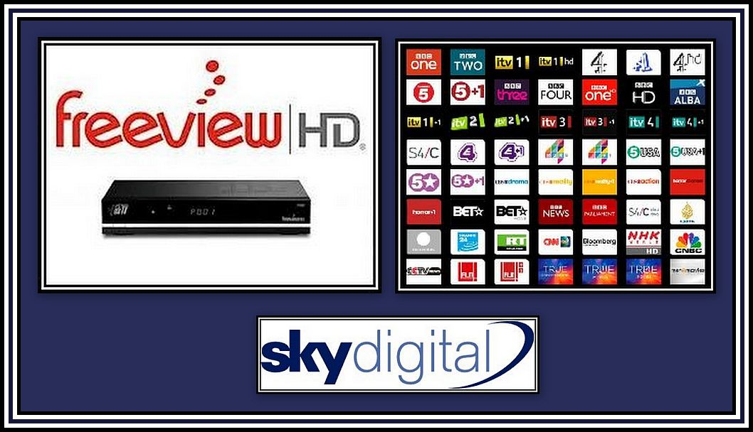 Freeview Collage