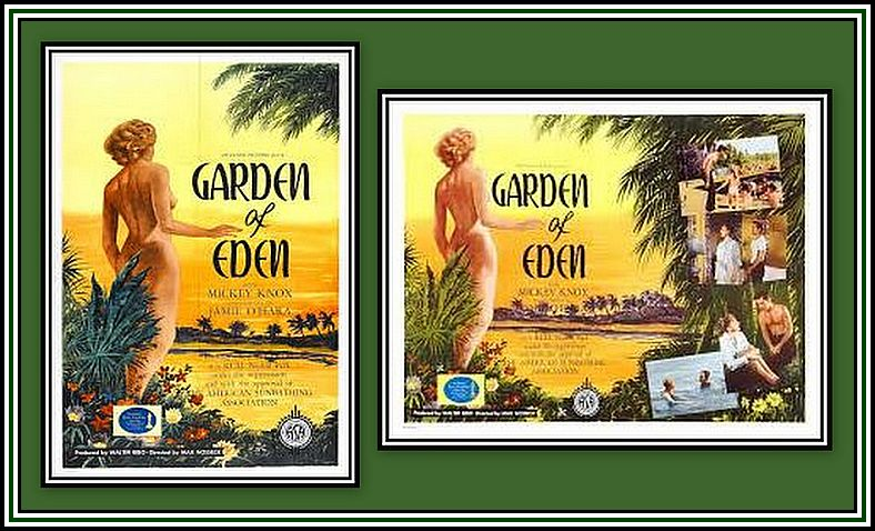 Garden of Eden Collage