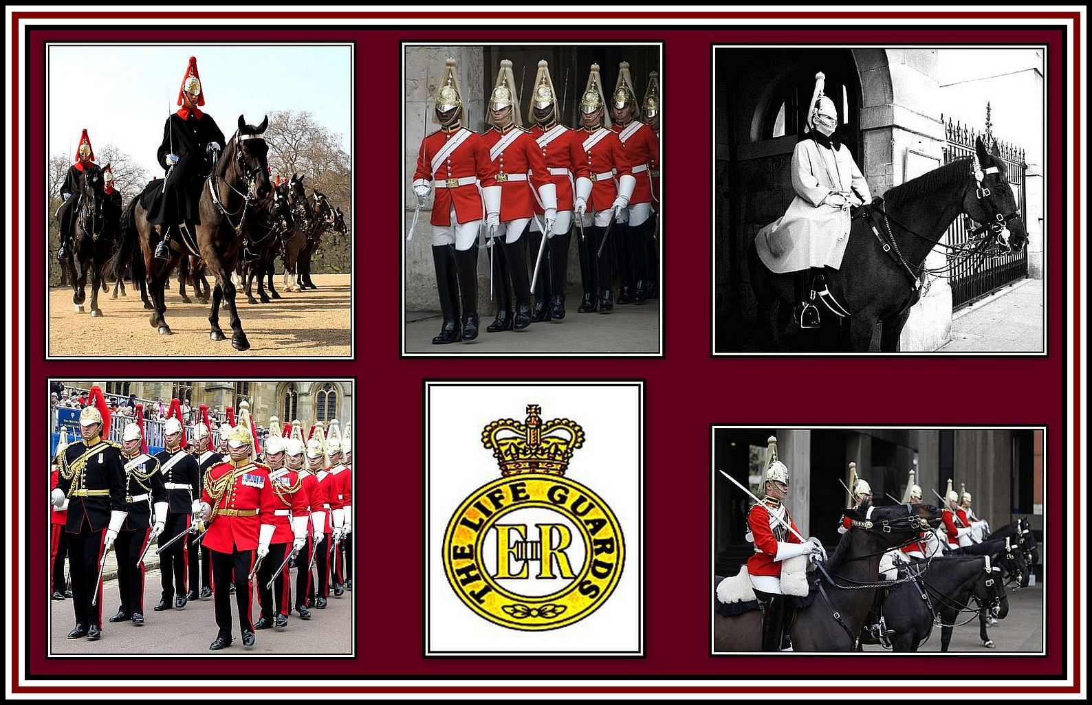 Life Guards Collage