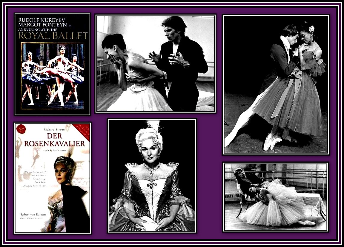 Opera and Ballet Collage